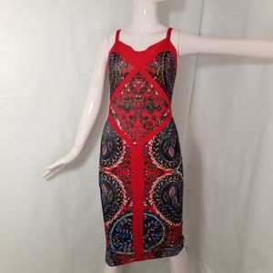 ❤❤bebe figure hugging dress (XS/TP)❤❤